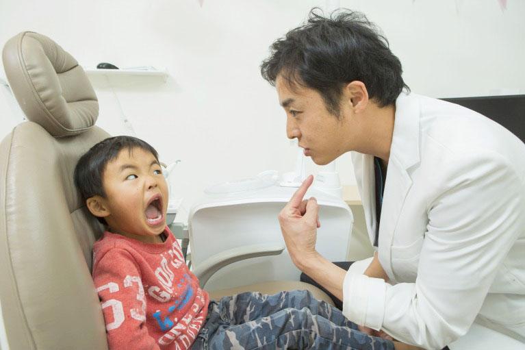 お子さんの虫歯を放置するリスク