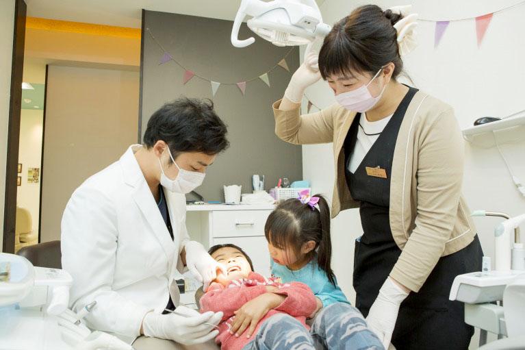 かかりつけの歯科医院を持つことの利点