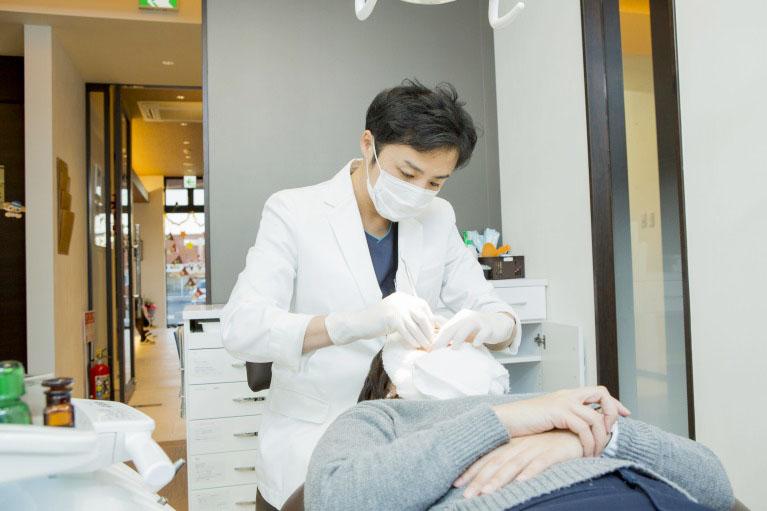 全顎治療について