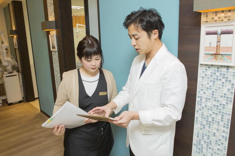 高師ほんごう歯科クリニックでのインプラント治療の特徴