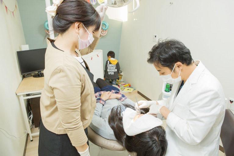 高師ほんごう歯科クリニックの歯周内科