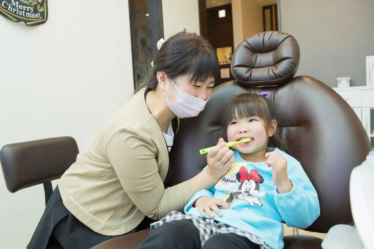 高師ほんごう歯科クリニックならではの予防